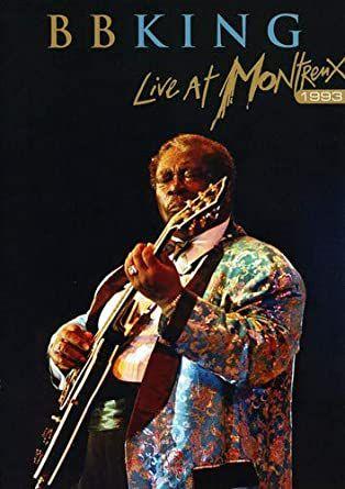 Blu-ray - B.B. King – Live At Montreux 1993