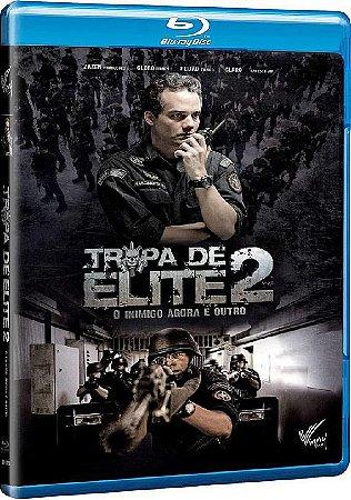 BD - Tropa de Elite 2: O Inimigo Agora é Outro