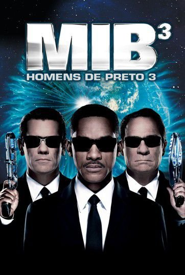 DVD - Mib - Homens de Preto 3