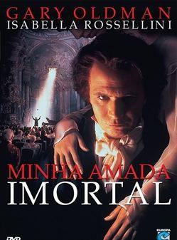 DVD - MINHA AMADA IMORTAL
