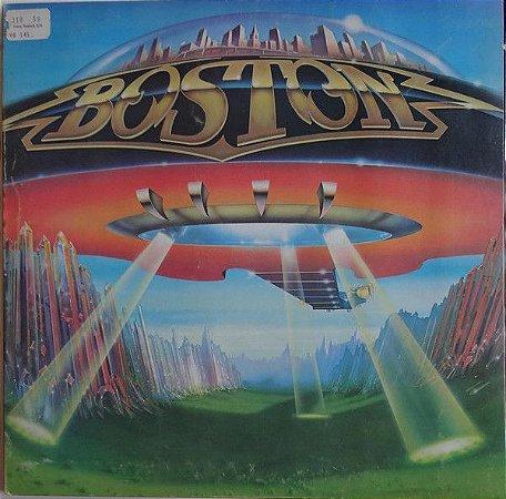 Lp - Boston – Don't Look Back