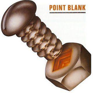 LP - Point Blank – The Hard Way - Importado (US)