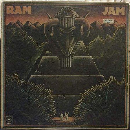 LP - Ram Jam – Ram Jam