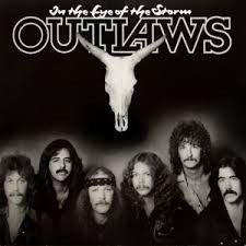 LP - Outlaws – In The Eye Of The Storm