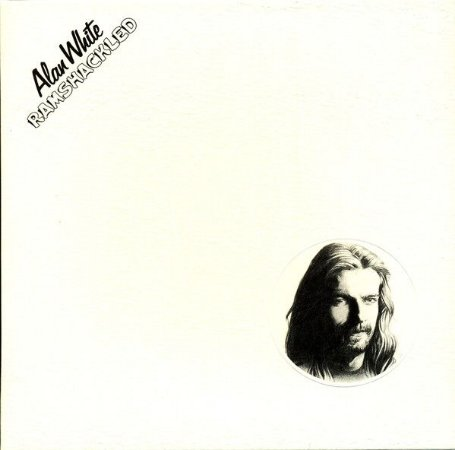 LP - Alan White ‎– Ramshackled - Importado (US)