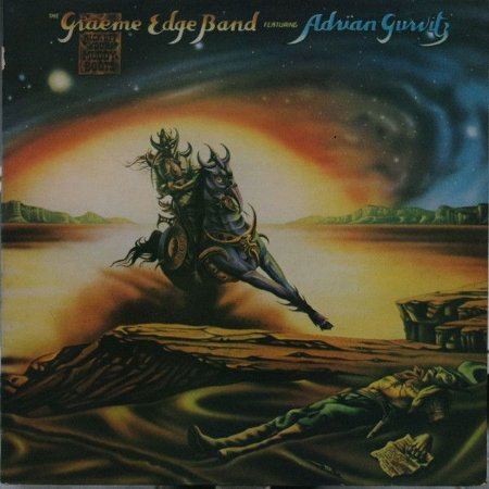 LP - The Graeme Edge Band Featuring Adrian Gurvitz ‎– Kick Off Your Muddy Boots