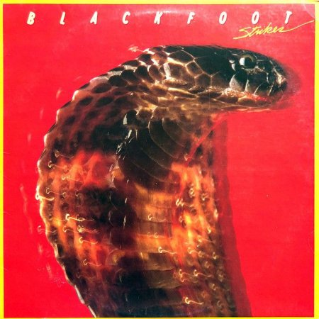 LP – Strikes - Blackfoot
