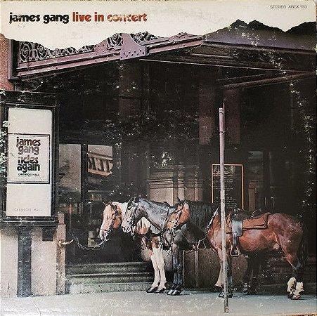 LP – James Gang – Live In Concert