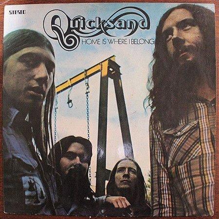 LP – Quicksand – Home Is Where I Belong