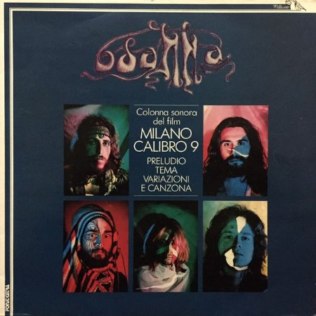 """LP – Osanna – Colonna Sonora Del Film """"Milano Calibro 9"""" - Preludio, Tema, Variazioni E Canzona"""