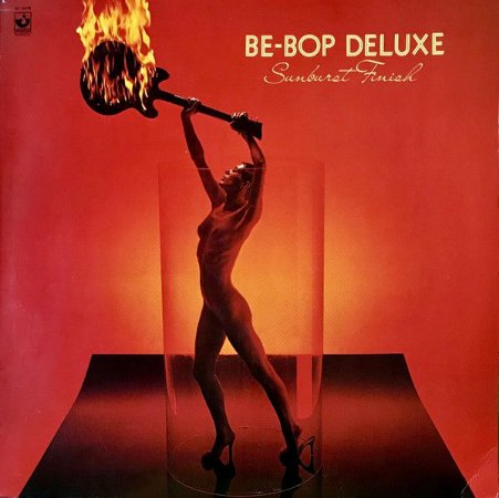 LP – Be Bop Deluxe – Sunburst Finish