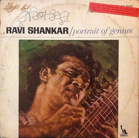 LP - Ravi Shankar – Portrait Of Genius
