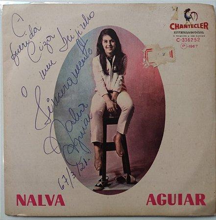 Compacto - Nalva Aguiar – Pode Vir Quente / Diga Que Sim (Dedicatória da cantora)