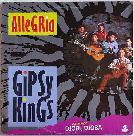 LP - Gipsy Kings – Allegria