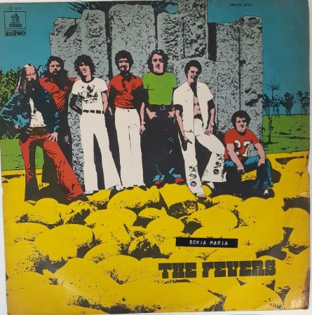 LP - The Fevers – 1973