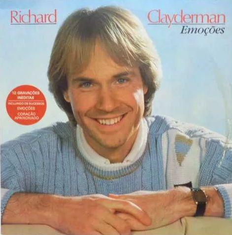 LP - Richard Clayderman – Emoções