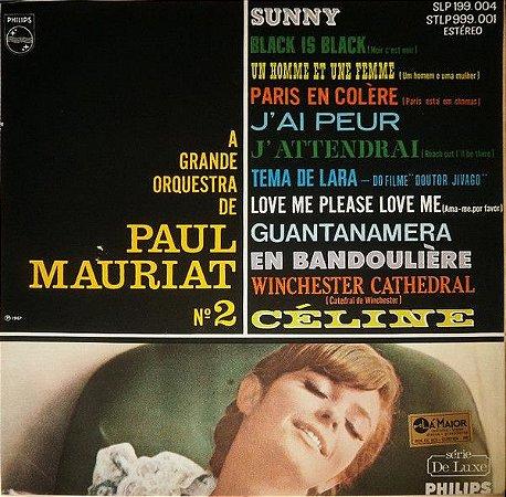 LP - A Grande Orquestra De Paul Mauriat – A Grande Orquestra De Paul Mauriat Nº 2