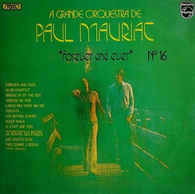 LP - Le Grand Orchestre De Paul Mauriat – Nº 16 Forever And Ever nº 16