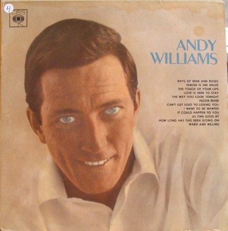 LP - Andy Williams