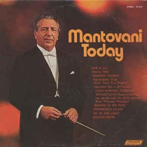 LP - Mantovani - Today