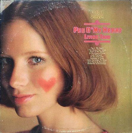 LP - Living Trio – Peg O' My Heart