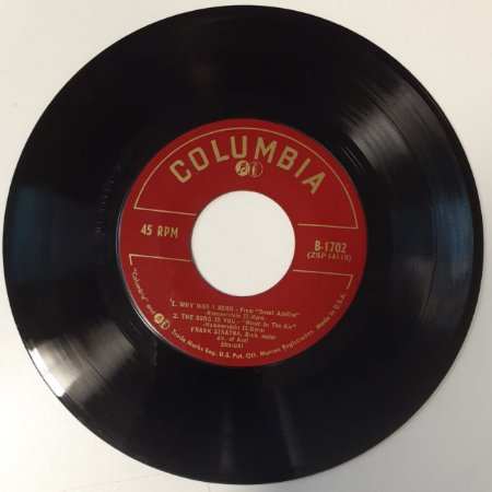 Compacto - Frank Sinatra