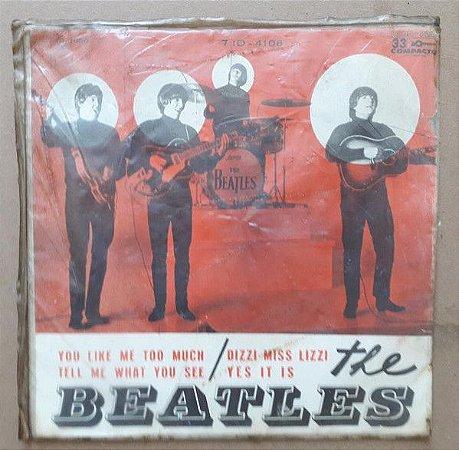 Compacto - The Beatles – You Like Me Too Much (4 FAIXAS)