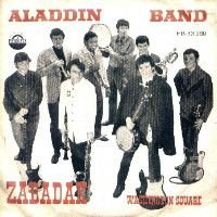 Compacto - Aladdin Band ‎– Zabadak / Washington Square