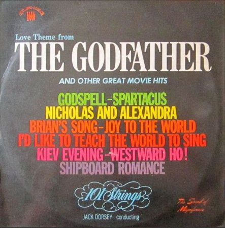 LP - Movie Hits And Other Romantic Songs
