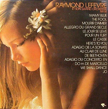 LP - Raymond Lefevre Et Son Grand Orchestre Nº 14