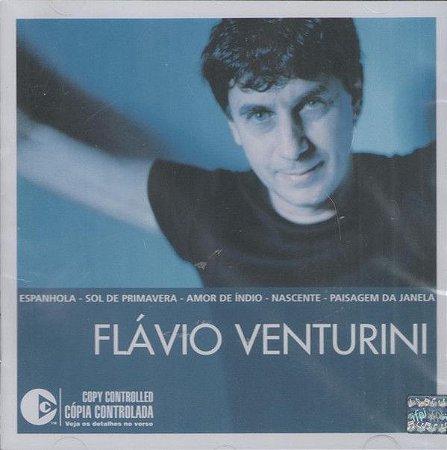 CD - Flávio Venturini – The Essential