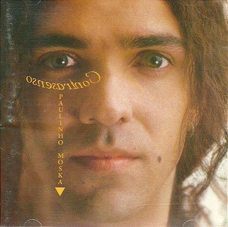 CD - Paulinho Moska – Contrasenso (Promoção Colecionadores)