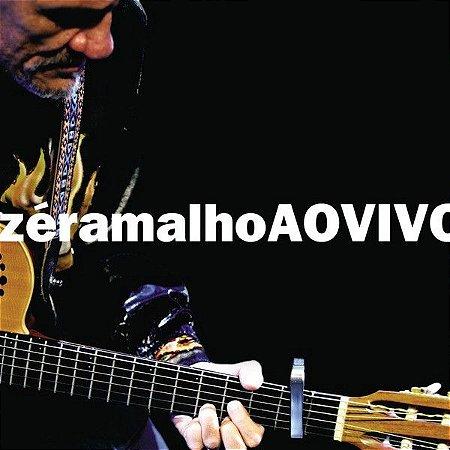 CD - Zé Ramalho – Ao Vivo