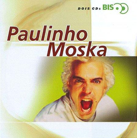 CD - Paulinho Moska – Duplo (Série Bis)