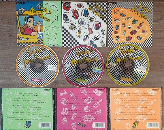 CD – Back To New Wave (Coleção com 3 volumes)