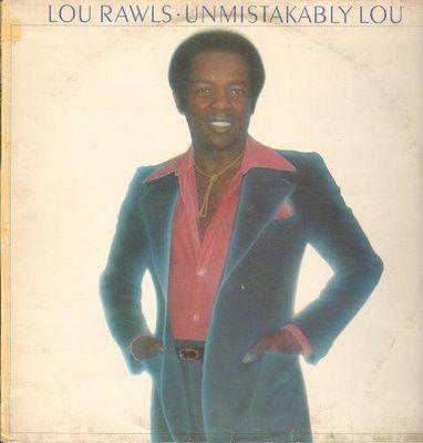LP Lou Rawls – Unmistakably Lou - Importado (EU)