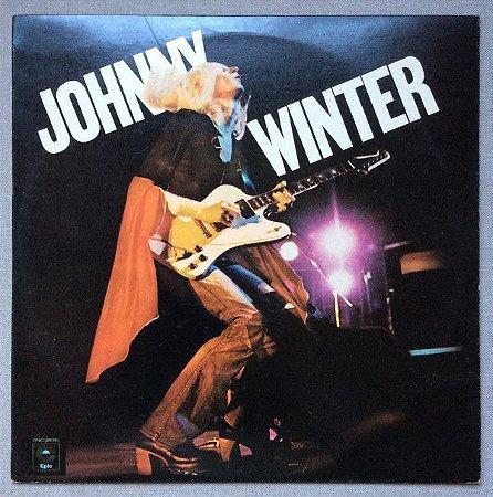 Lp - Johnny Winter – Captured Live