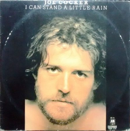 LP Joe Cocker ‎– I Can Stand A Little Rain