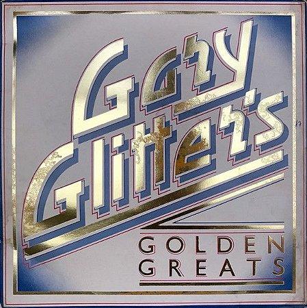 LP - Gary Glitter – Gary Glitter - Gary Glitter's Golden Greats