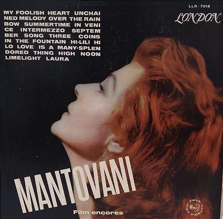 Lp - Mantovani -Film Encores