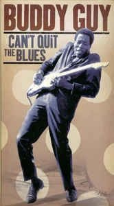 BOX -  3 CDS + DVD + Buddy Guy – Can't Quit The Blues - importado