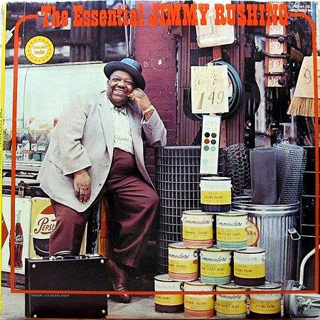 LP Jimmy Rushing – The Essential Jimmy Rushing - (DUPLO) - Importado (US)