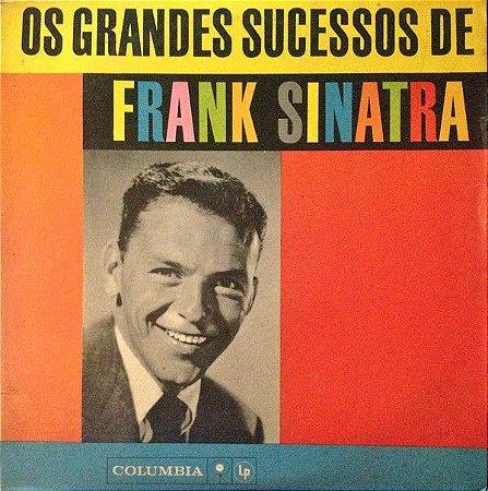 LP - Frank Sinatra – Os Grandes Sucessos De Frank Sinatra