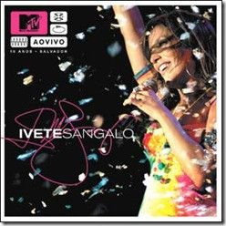 CD – Ivete Sangalo – MTV Ao Vivo
