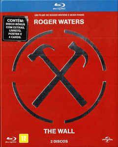 Blu-ray - Roger Waters – The Wall (Novo)