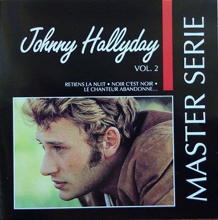 CD - Johnny Hallyday – Master Serie Vol. 2