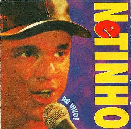 CD - Netinho – Ao Vivo!