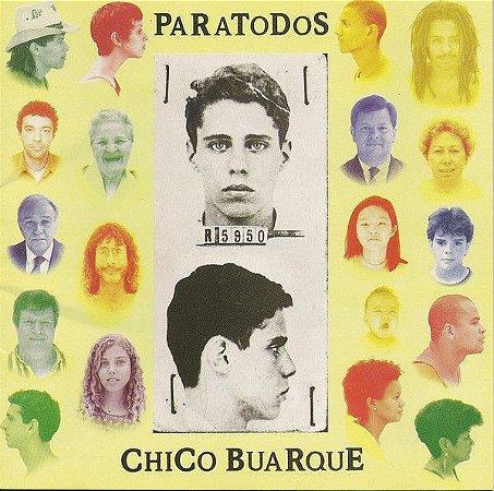 CD - Chico Buarque – Paratodos
