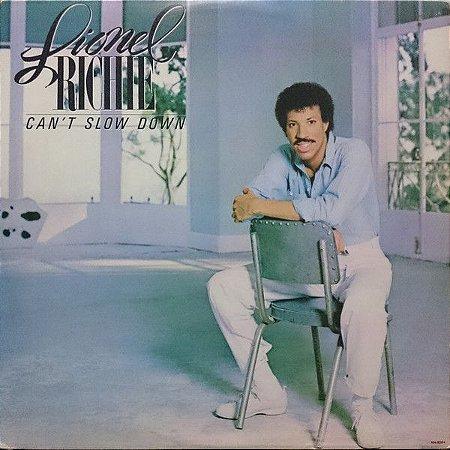 LP - Lionel Richie – Can't Slow Down