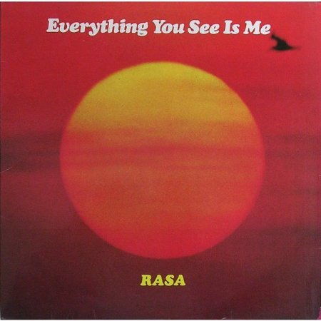 LP - Rasa – Everything You See Is Me - Importado (Netherlands)
